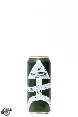 Hearthstone Brewery Cali Common Can