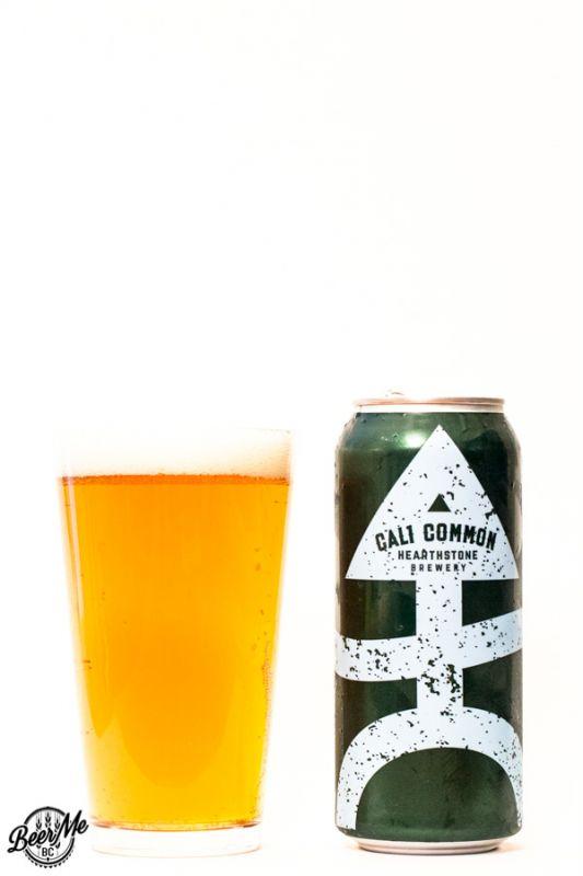 Hearthstone Brewery Cali Common