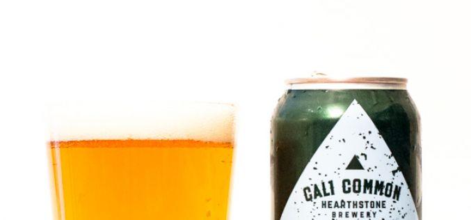 Hearthstone Brewery – Cali Common