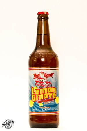 Central City Brewing Red Racer Lemon Groove Bottle