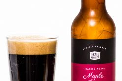 Fernie Brewing Co. – Barrel Aged Maple Porter
