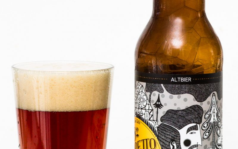 Doan's Craft Brewing Co. – No. 82 Amaretto Altbier