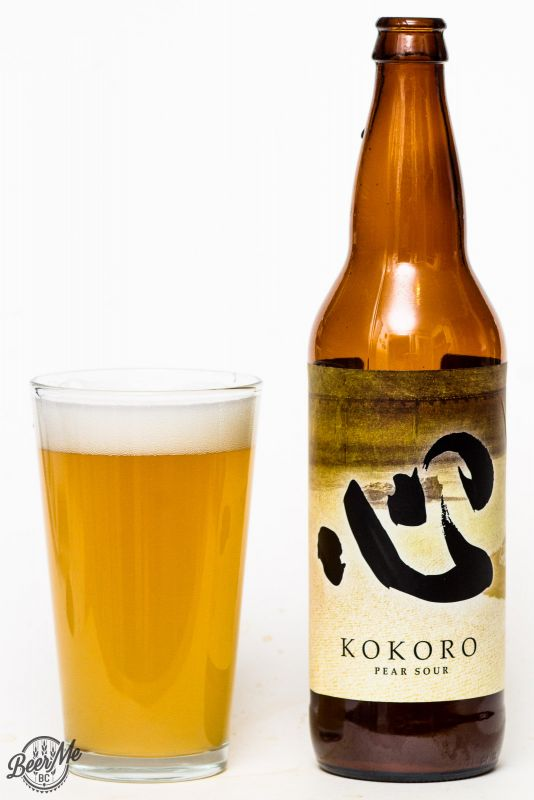 Fuggles & Warlock Kokoro Pear Sour Ale Review