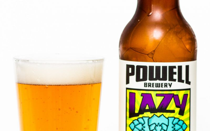 Powell Brewery – Lazy D'Haze East Coast IPA