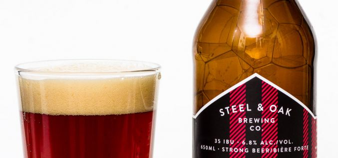 Steel & Oak Brewing – Blackthorn Strong Ale