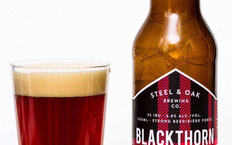 Steel & Oak Brewing – Blackthorn Strong Ale