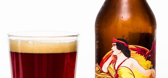 Driftwood Brewery – 2017 Belle Royal Kriek