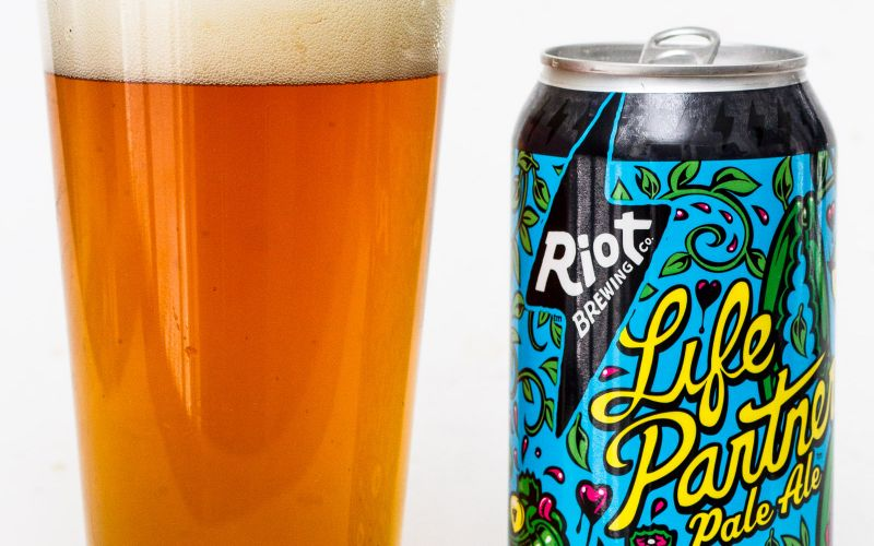 Riot Brewing Co. – Life Partners Pale Ale
