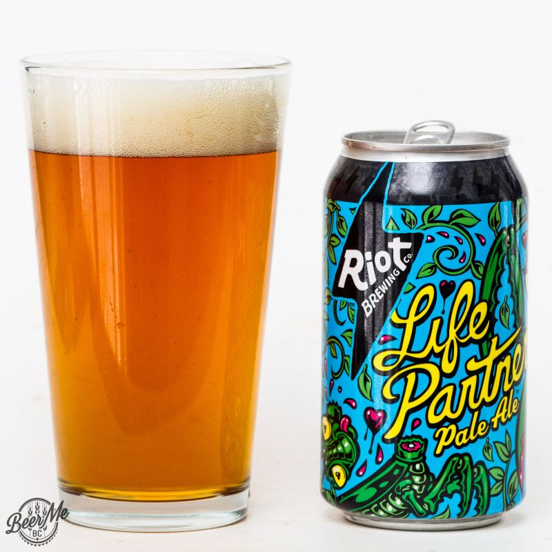 Riot Brewing Life Partners Pale Ale Review