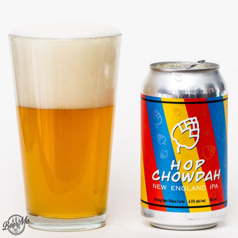 Cannery Brewing Hop Chowdah New England IPA Review