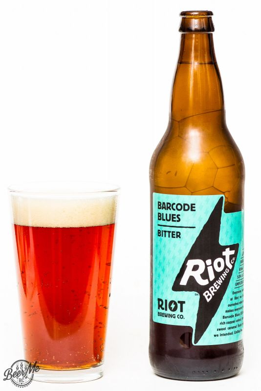 Riot Brewing ESB review
