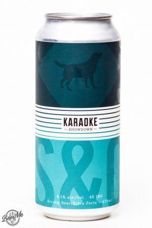 Yellow Dog and Steel & Oak Karaoke Doppelbock Review