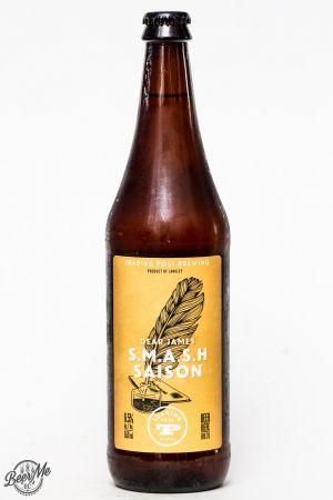 Trading Post Brewing - St James Smash Saison Review