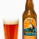 Townsite Brewing Suncoast Pale Ale Review