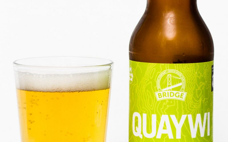 Bridge Brewing Co. – Quaywi Kiwi Sour Ale
