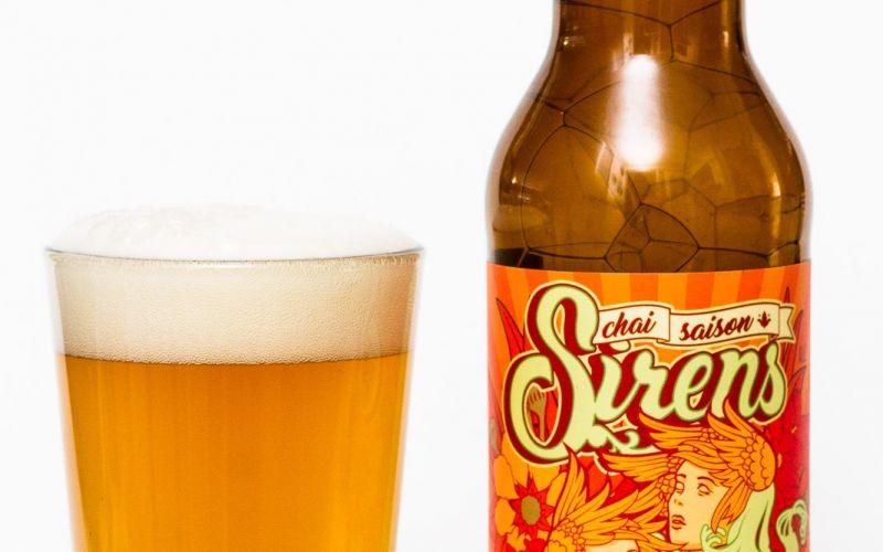 Britannia Brewing CO – Sirens Chai Saison