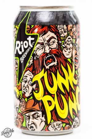 Riot Brewing Co. Junk Punch IPA Review
