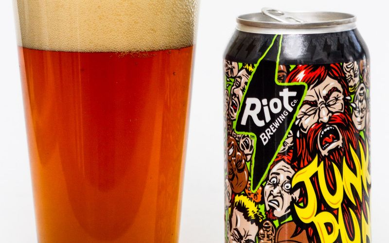 Riot Brewing Co. – Junk Punch India Pale Ale