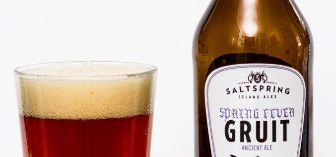Saltspring Island Ales – Spring Fever Gruit Ancient Ale