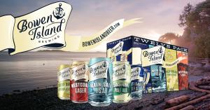 Bowen Island 2017 12 Pack Lineup