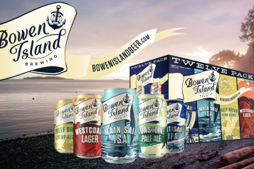 Back Aboard with Bowen Island Brewing