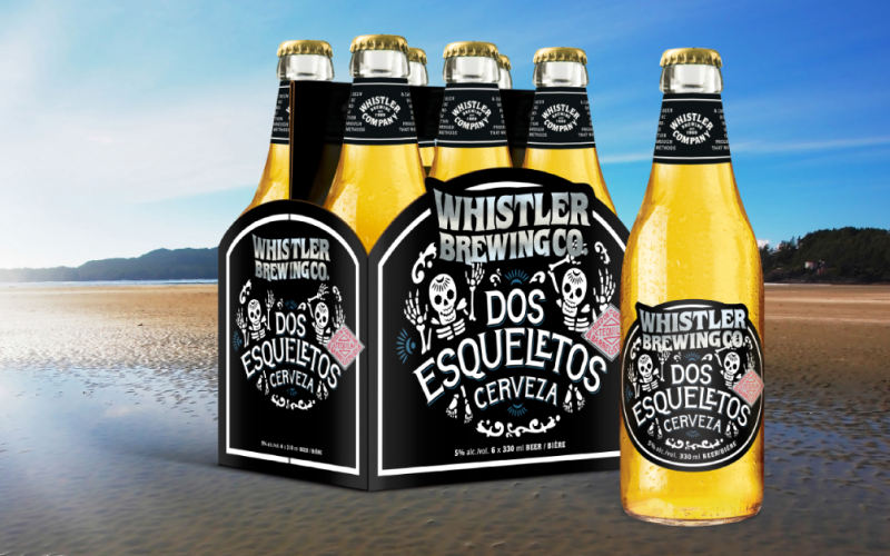 Whistler Brewing Co. Announces Dos Esqueletos Mexican-style Lager