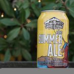 Granville Island Lions Summer Ale Can Plants