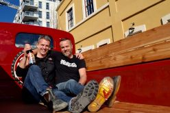 Ryzenshein Crystal Rye Gose Brings Red Truck & Main Street Breweries together