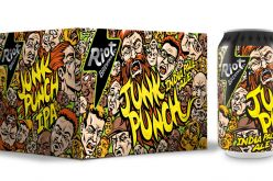 Riot Brewing Shouts Craft Beer With New Bold Canned Packaging