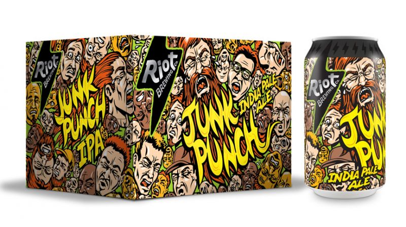 Riot-Brewing_Junk-Punch-IPA_Craft-Beer-Packaging_The-Brandit