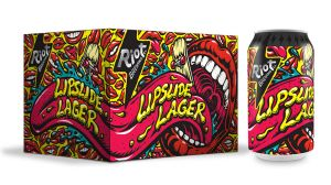 Riot-Brewing_Lip-Slide-Lager_Craft-Beer-Packaging_The-Brandit