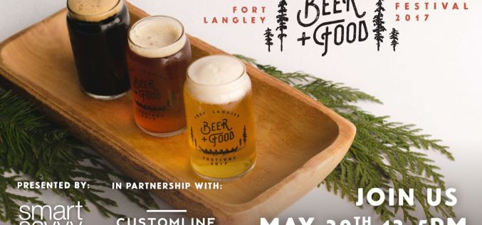 A Craft Beer Feasting Festival In Fort Langley