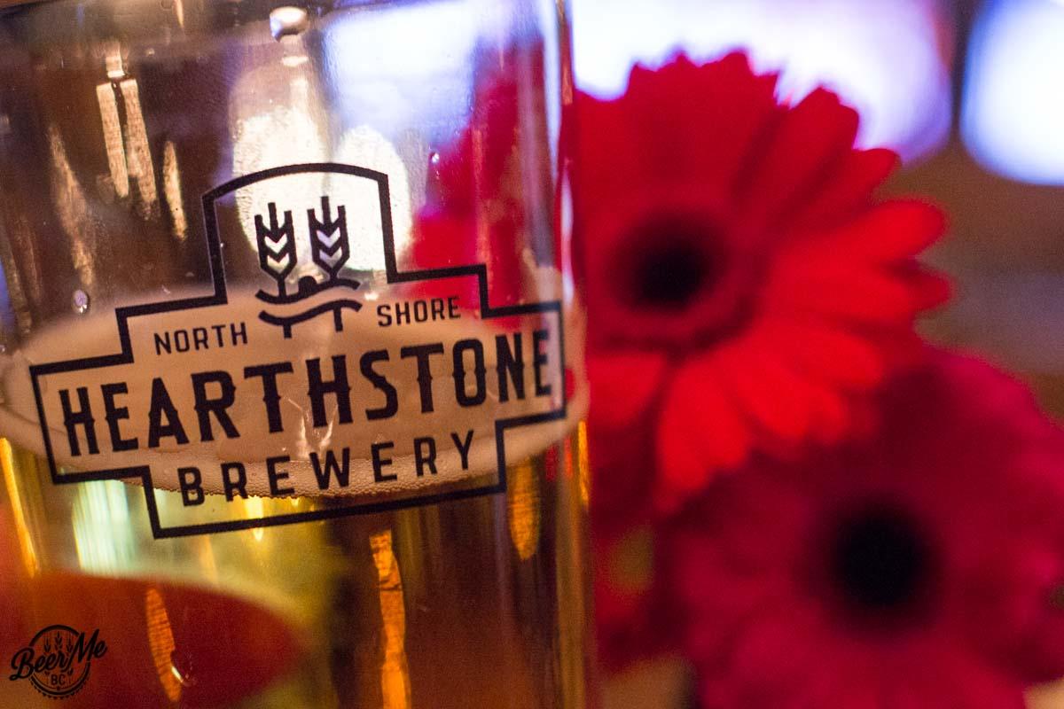Hearthstone Brewery Brewmasters Dinner Hearthstone Pilsner