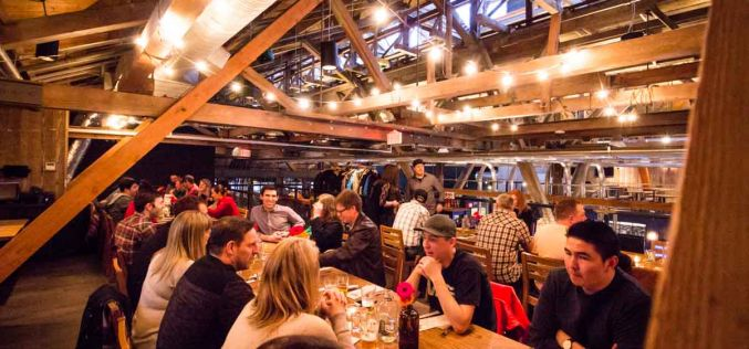 Hearthstone Brewery pairs delicious beer with great food at Craft Beer Market
