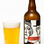 Strange Fellows Brewing Strange Resemblance Wild Saison Review