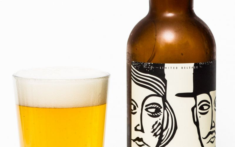 Strange Fellows Brewing – Strange Resemblance Wild Saison