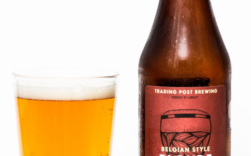 Trading Post Brewing – Belgian Style Blonde Ale
