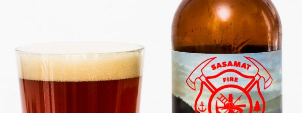 Brewers Row Sasamat Fire Dept. Belgian Pale Ale Review