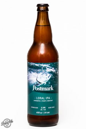 Postmark Brewing Loral IPA Review