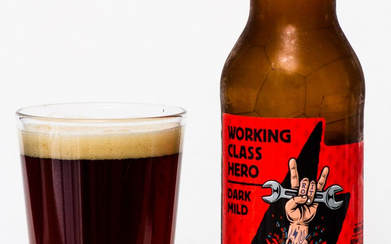 Riot Brewing Co. – Working Class Hero Dark Mild