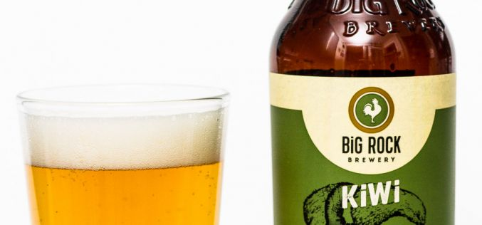 Big Rock Urban Brewery – Kiwi Fruited Blonde Ale