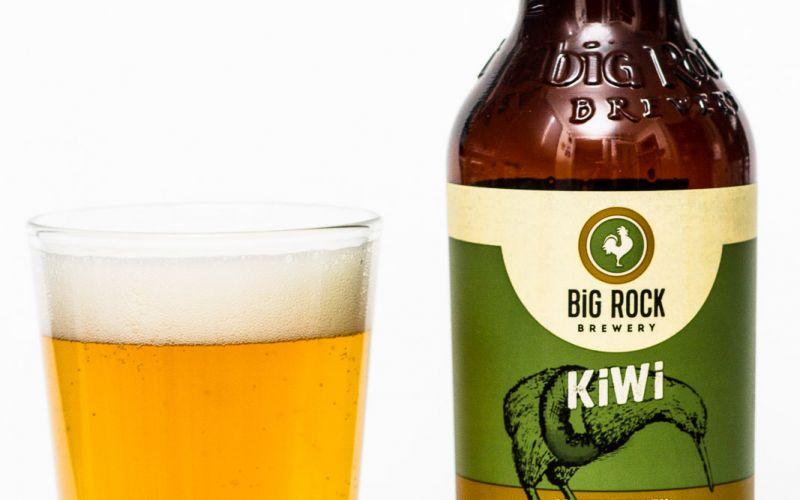 Big Rock Urban Brewery – Kiwi Fruited Blonde Ale