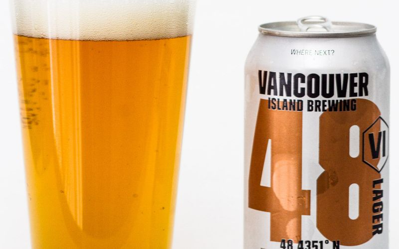 Vancouver Island Brewing – 48 Lager