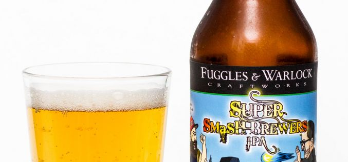 Fuggles & Warlock Craftworx – Super Smash Brewers IPA