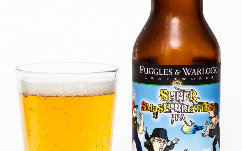Fuggles & Warlock Craftworx – Super Smash Brewers IPA
