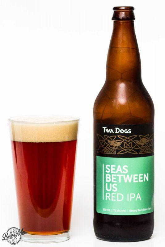 Twa Dogs Seas Between Us IPA Review