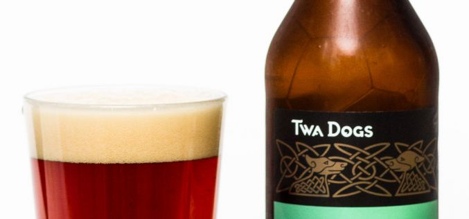 Victoria Caledonia Brewing – Twa Dogs Seas Between Us Red IPA
