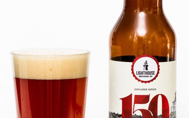 Lighthouse Brewing Co. – 150 Heritage Ale
