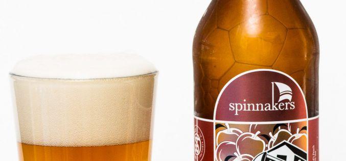 Spinnaker's Brewery – Peach Hefe