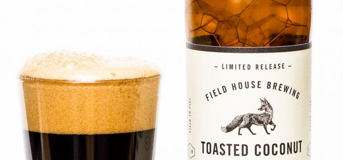 Field House Brewing – Toasted Coconut Black Lager